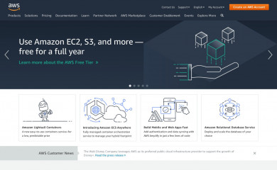 Amazon.com screenshot